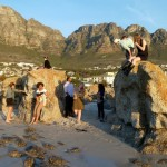 Intern group Camps Bay