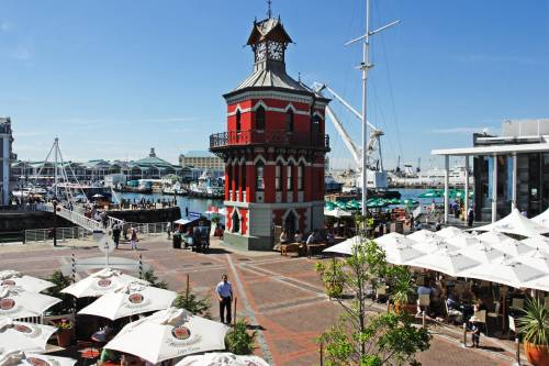 Cape Town Travel - Clock Tower